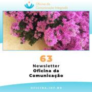Newsletter Oficina nº 63
