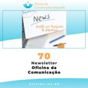 Newsletter Oficina nº 70